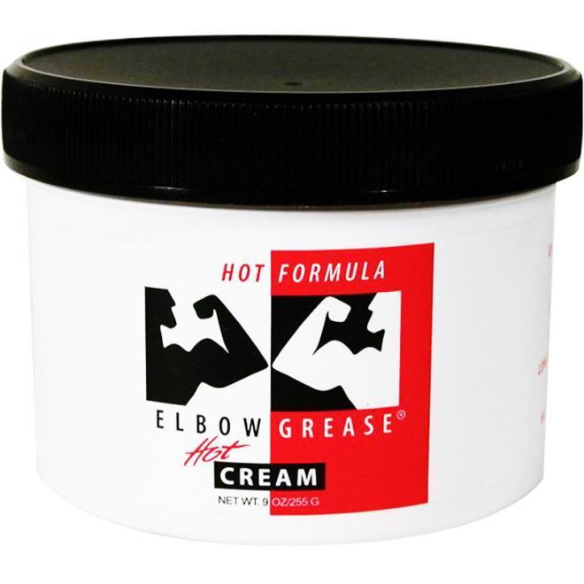 Elbow Grease Cream Hot разогревающий лубрикант 255 гр купить в Москве