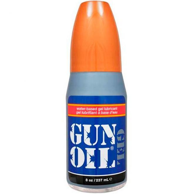 Gun Oil Gel лубрикант 237 мл купить в Москве