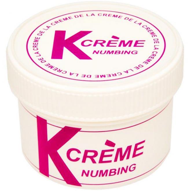 K Creme Numbing (масляная основа) крем-лубрикант 150 мл купить в Москве
