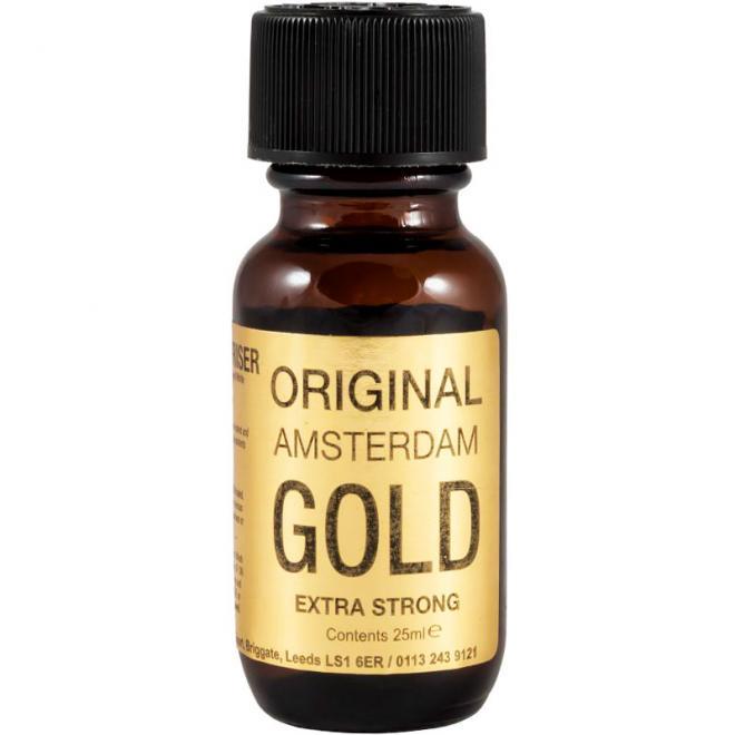 Попперс Amsterdam Gold 25 мл (Англия) rкупить в Москве