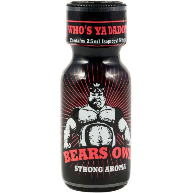 Попперс Bears Own 25 мл (Англия) купить по низкой цене в Москве