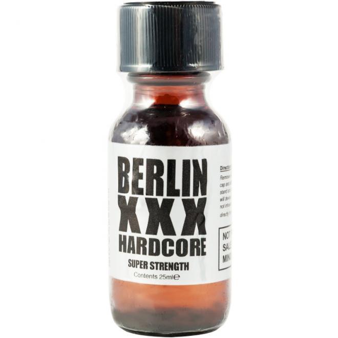 Попперс Berlin XXX 25 мл (Англия) купить в Москве