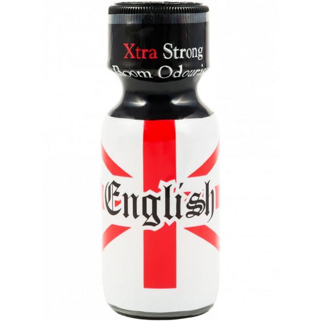 Попперс English 25 мл (Англия) купить в Москве