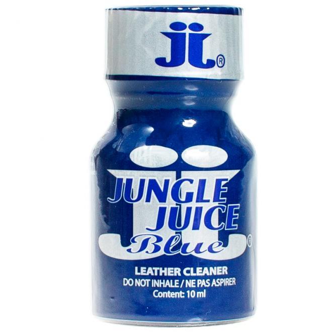 Попперс Jungle Juice blue 10 мл (Канада) купить в Москве