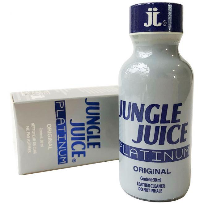 Попперс Jungle Juice Platinum 30 мл (Канада) купить в Москве
