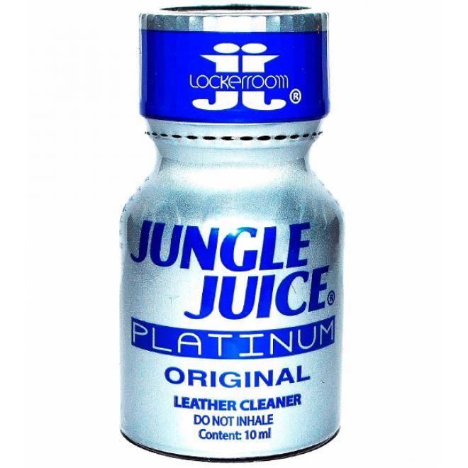 Попперс Jungle Juice Platinum (Канада) 10 мл купить в Москве