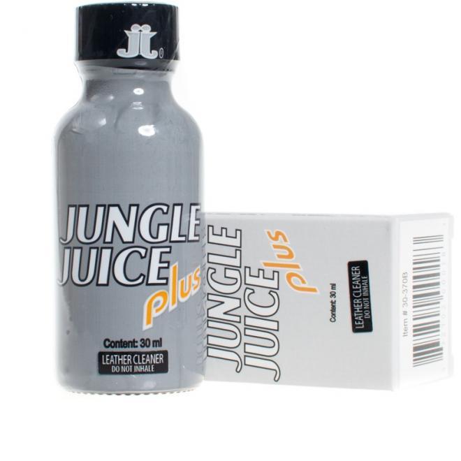 Попперс Jungle Juice Plus 30 мл (Канада) купить в Москве