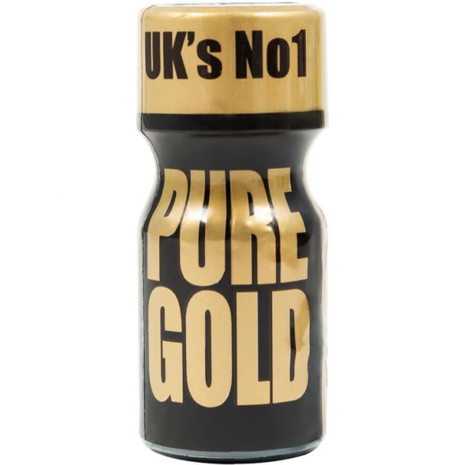 Попперс Pure Gold 10 мл (Англия) купить в Москве