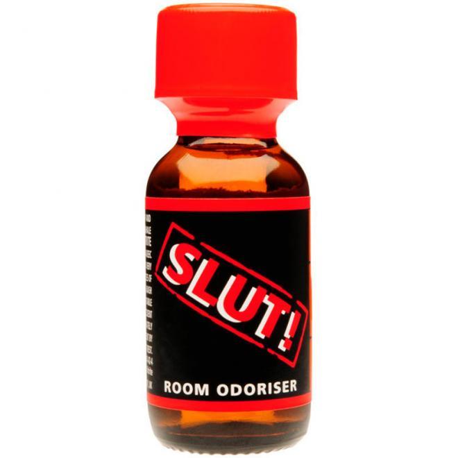 Попперс Slut Aroma 25 мл (Англия) купить в Москве