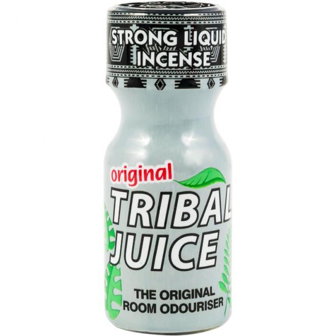 Попперс Tribal Juice 15 мл (Англия) купить в Москве